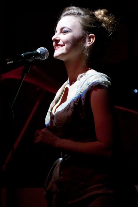 Ava Sangster