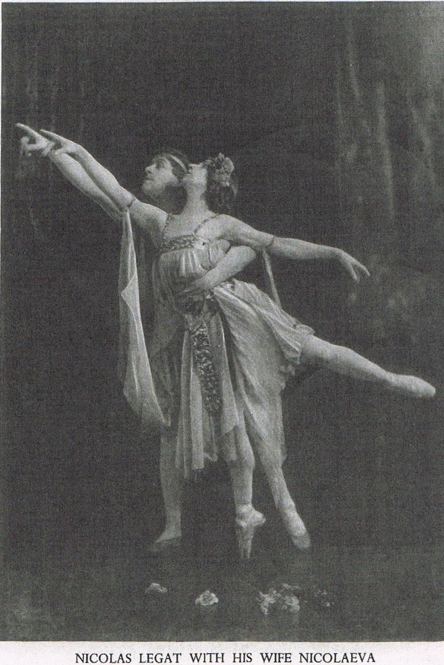 Nicolai and Nicolaeva Legat