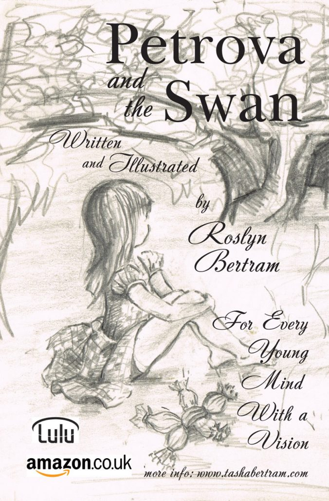 Petrova and the Swan by Roslyn Bertram