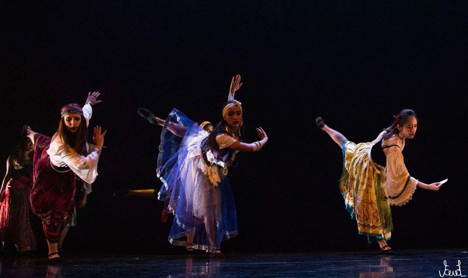 Gypsy Surge - Choreographed by Tasha Bertram